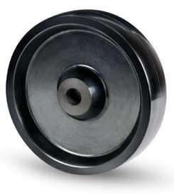 hőálló kerék (fenolic) 100 mm