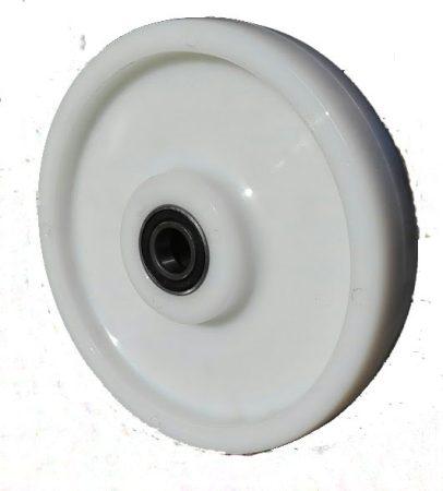 poliamid kerék golyós csapággyal 250 mm