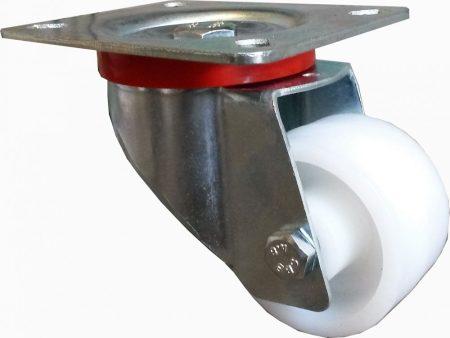 poliamid kerék forgó villa 60x35