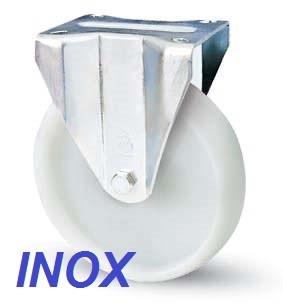 INOX poliamid fix villával