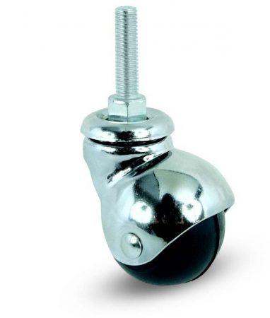 Rollstar bútorgörgő csavaros 50mm