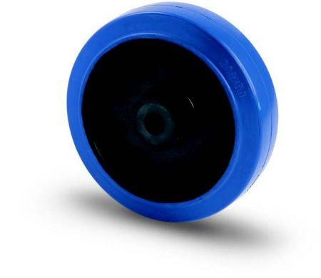 Elasztikus gumis kerék 125 mm