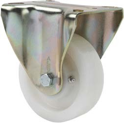 poliamid kerék fix villa 200x42 (sikló csapágy)
