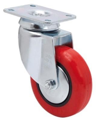 piros pur design kerék 125 mm
