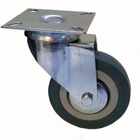 Elasztikus gumis nyommentes kerék 75x21 mm