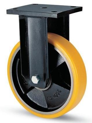 öntöttvas kerék erősített 200 mm