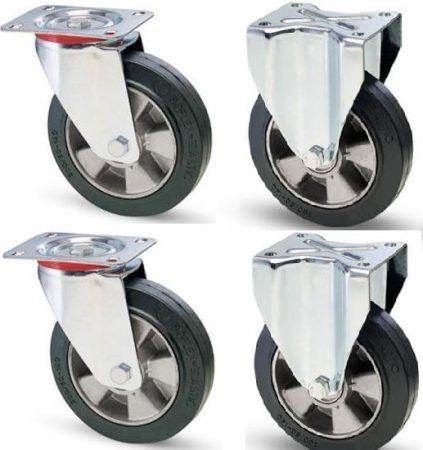 Elasztikus gumis kerék szett F-Fix 200