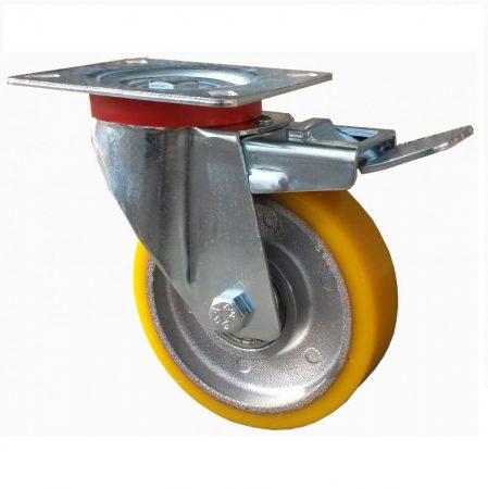 AVP kerék forgó-fékes villa