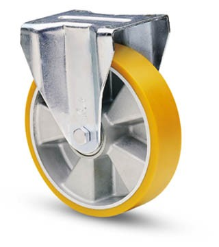 AVP kerék fix villa 125 mm