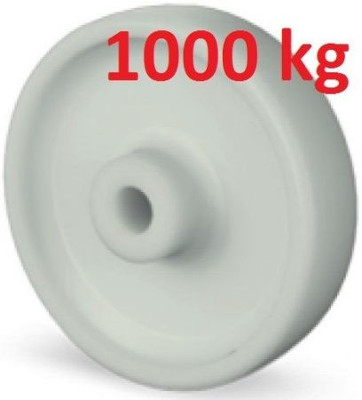 nagy teherbírású poliamid kerék 200 mm