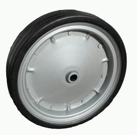 Tömör gumis fémfelnis kerék 400 mm