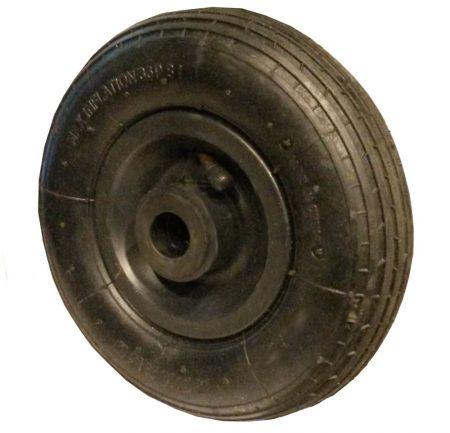 molnárkocsi kerék felfújható görgőscs.(200x50)