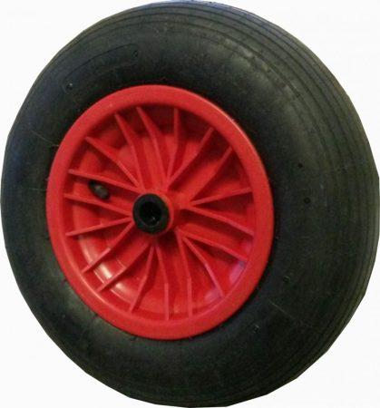 """Talicska kerék felfújható görgőscs.(16""""x4.00-8)"""