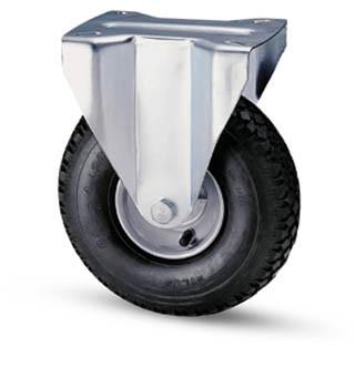 molnárkocsi kerék fix villával