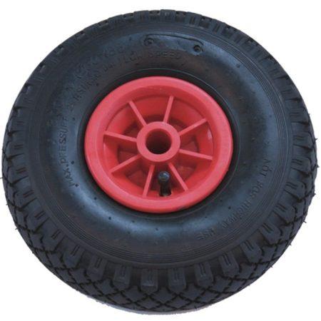 """molnárkocsi kerék felfújható siklócs.(10""""x3.00-4)"""