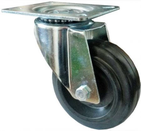 Hőálló kerék (gumis) 100 mm