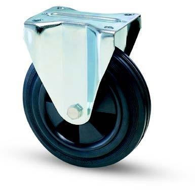 Konténer kerék fix villában 200mm