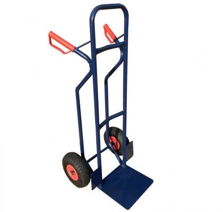 molnárkocsi felfújható kerékkel (250 kg)