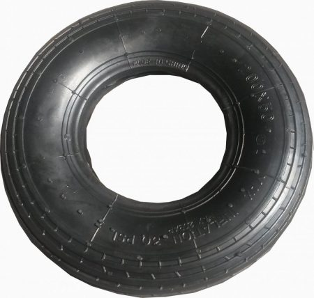 molnárkocsi kerékhez külső gumi (2.00x0,5) 200x50mm