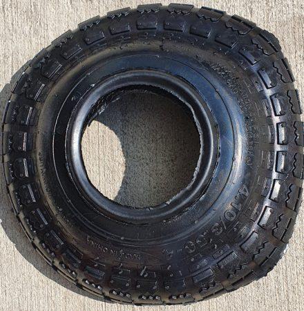 Molnárkocsi kerékhez külső gumi (3.00-4.0) 260x85mm