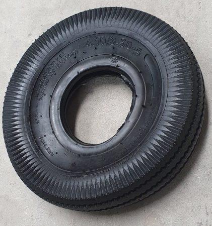 """molnárkocsi kerék külső 260mm (10""""x4.10/3.50-4)"""